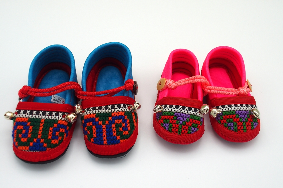 Baby Shoes Hmong – Handcrafted Cuteness Overload