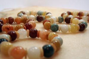 Jade Jewelry Bracelets - Green Gold from Myanmar