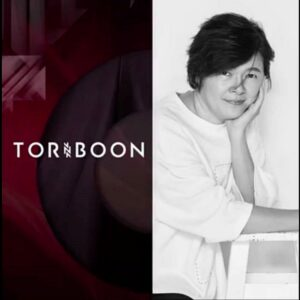 Profile picture of Khun Boon, designer of the Torboon brand or handbags